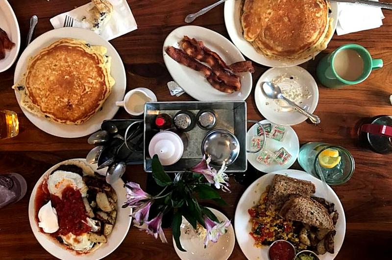 Sweet Sue's Restaurant, Phoenicia, NY