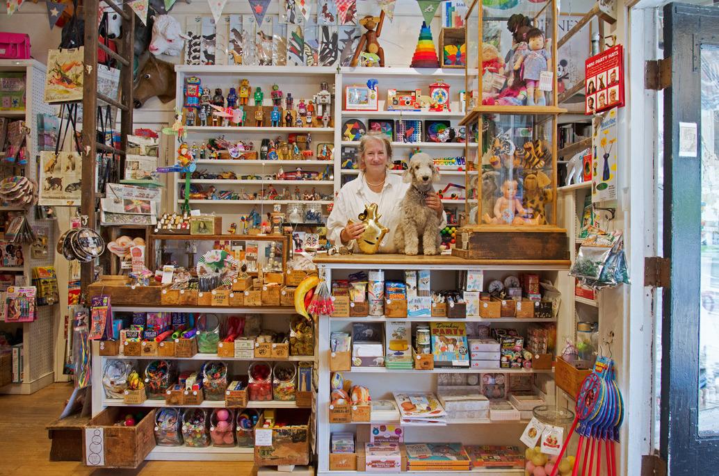 Tinker Toys Too! Woodstock NY