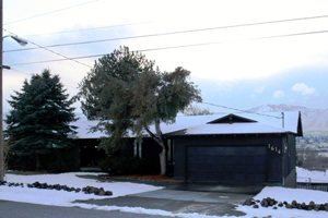 E Wenatchee Home