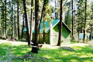 Leavenworth Cabin
