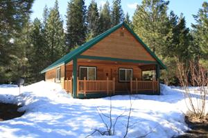 Leavenworth Sold Cabin