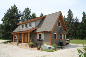 Leavenworth Real Estate Sold Waterfront Home