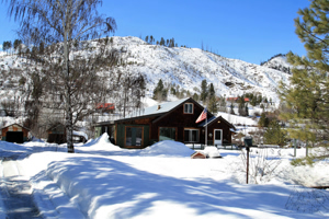Leavenworth Real Estate Sold Home