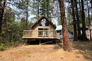 Leavenworth Real Estate Sold Cabin