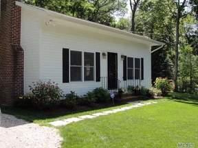 Residential Sold: 4 Laurel Av