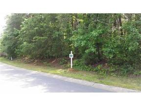 Lots And Land Recently Closed: 206 Porters Glen - Lot #53