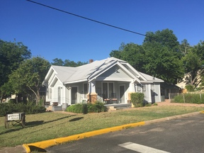 Single Family Home Sold: 201 N Milam St