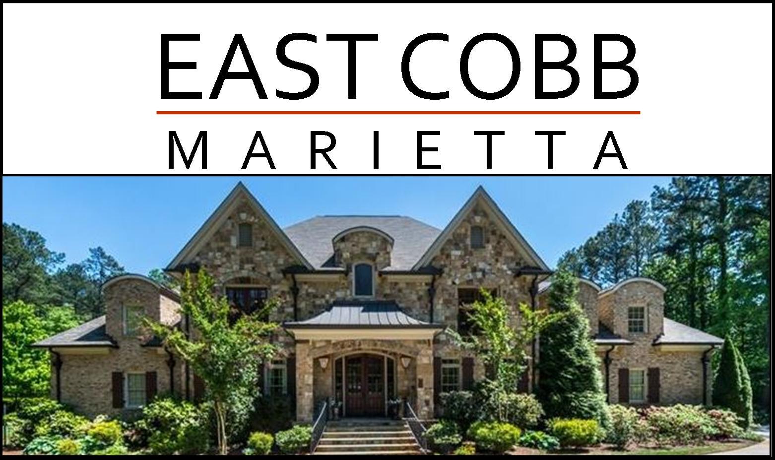 homes for sale in east cobb marietta ga