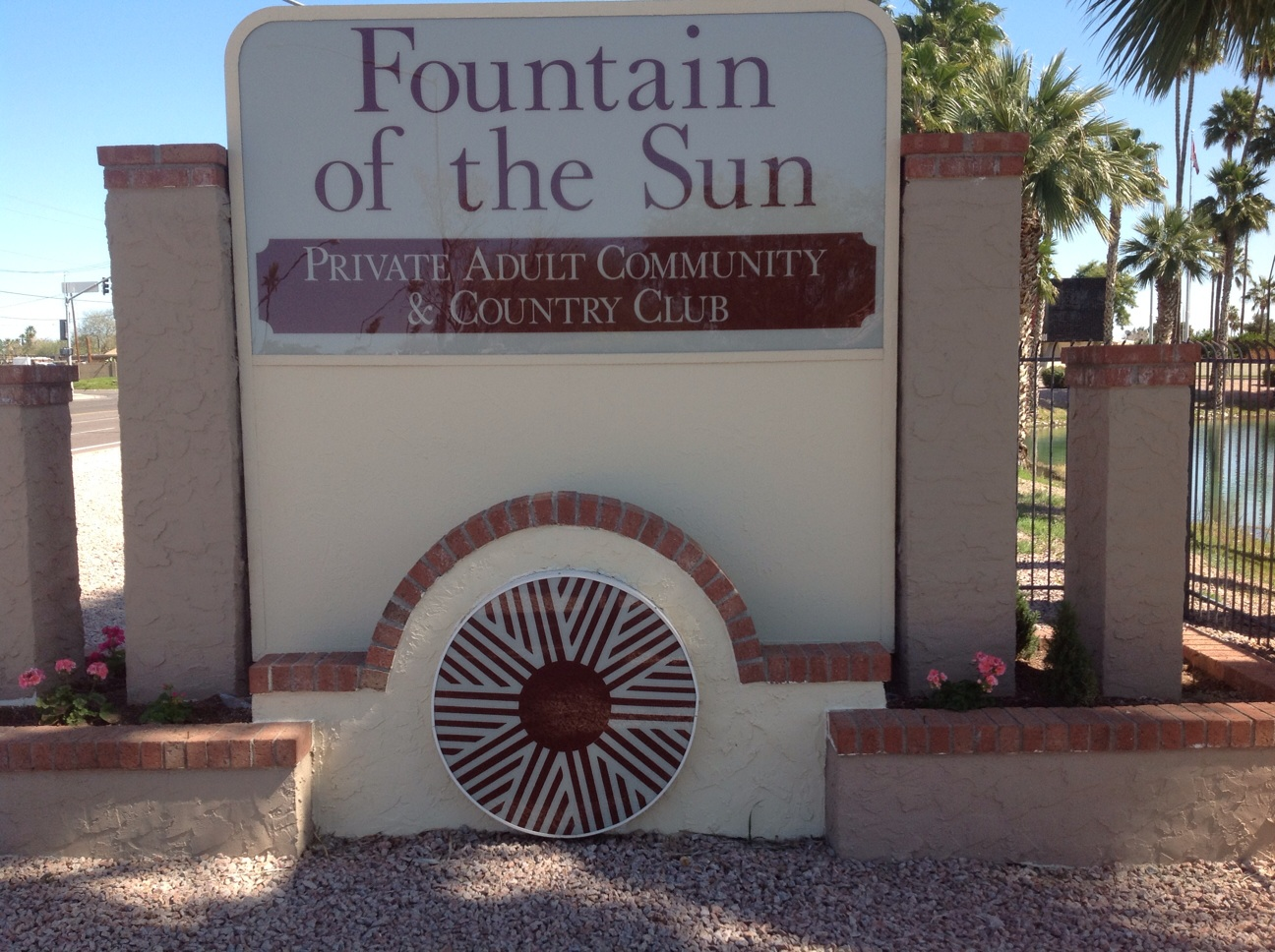 Fountain of the Sun Active Adult homes