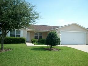 The Villages FL Lease/Rentals Rental: $3,350 - $1400 summer