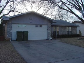 Residential Sold: 1922 PALO DURO DR