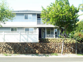 Residential Sold: 91-1056 Aawa Drive