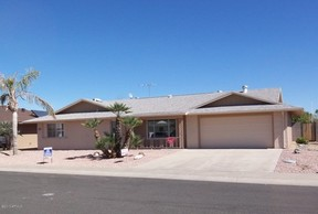 Sun City West AZ Residential Sold: $170,500