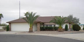 Sun City West AZ Residential Sold: $119,500