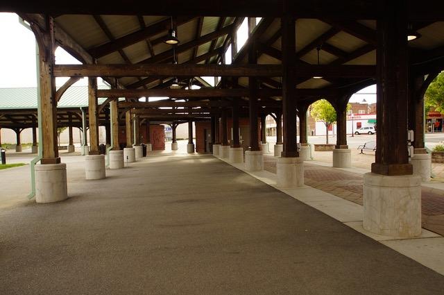 Market Square Reidsville, NC