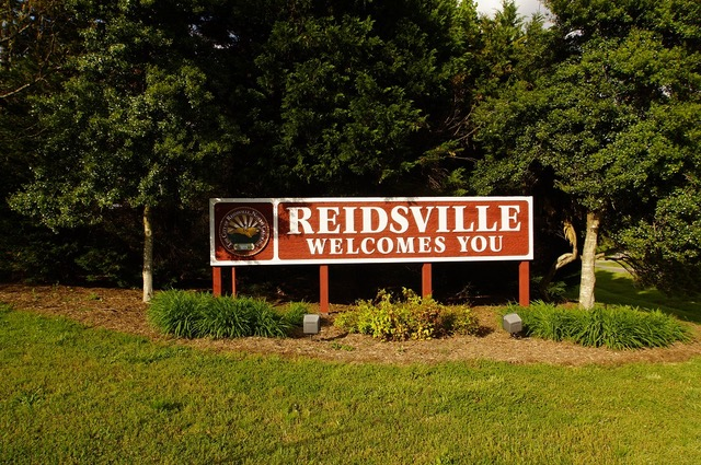 Welcome to Reidsville, NC