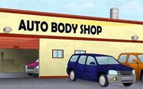 Commercial For Sale: Successful Auto Body Repair Shop