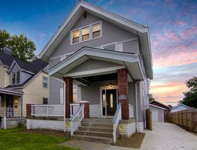 Single Family Home Sold: 4266 Ashland Ave