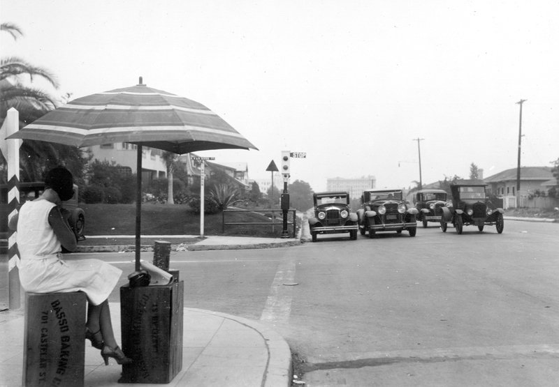 Old Photos Posted by Los Angeles Historical Society
