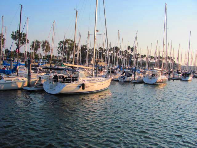 Marina Del Rey Boating and Aquatic Activities