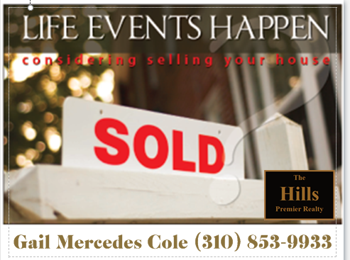 are you in foreclosure life events happen
