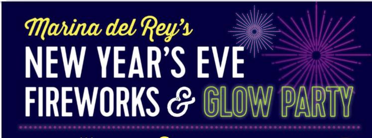 Marina Del Rey New Years Eve Celebration
