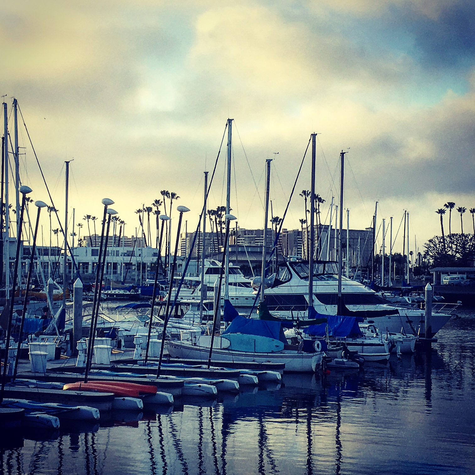 Marina Del Rey Boating Activities