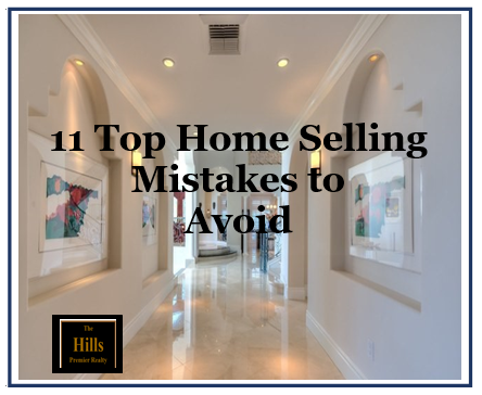Home Selling Mistake to Avoid.