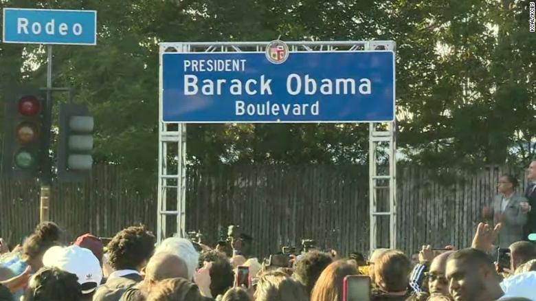 Barack Obama Blvd
