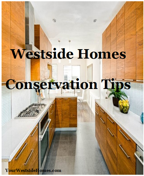 Westside Homes Conservation Tips