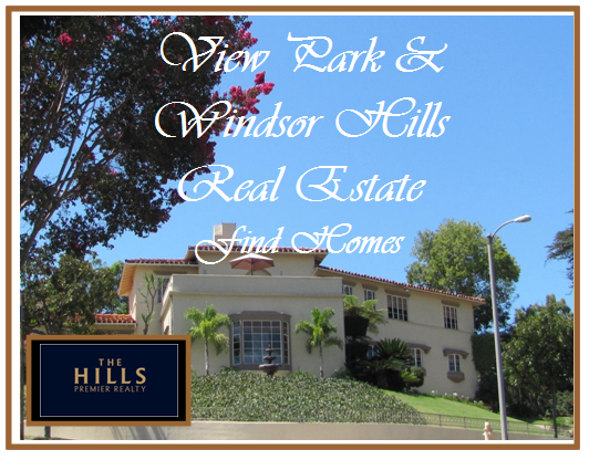 View Park Windsor Hills Real Estate Blogs Trends News