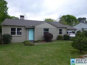Residential Sold: 4416 Montevallo Rd