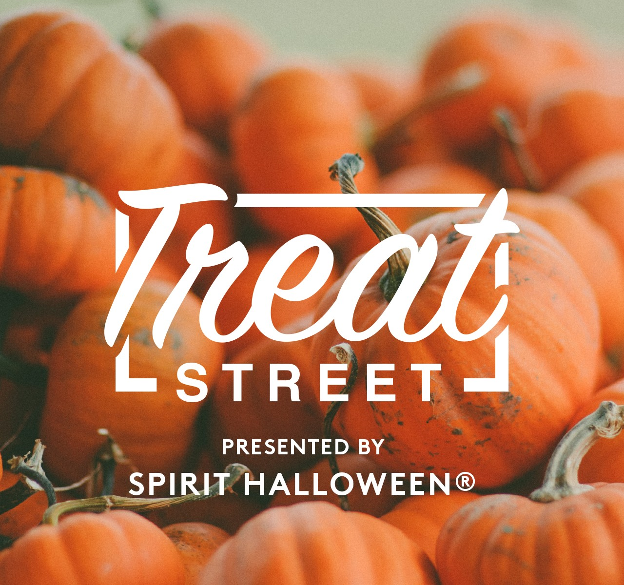 treat street presented by spirit halloween featuring