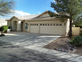 Residential Recently Sold: 1801 W Desert Highlands Drive