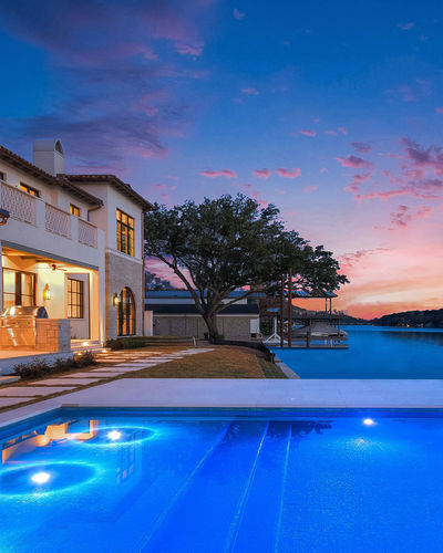 Waterfront Homes for Sale in Austin and Central Texas
