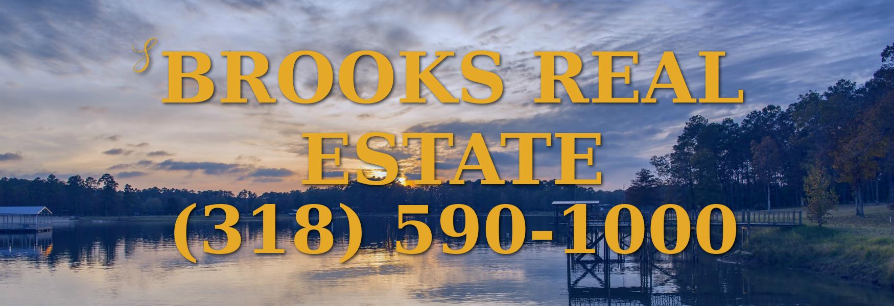 L Brooks Real Estate | 318-590-1000 | Many LA Homes for Sale