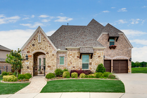 Frisco TX Single Family Home Sold: $529,900