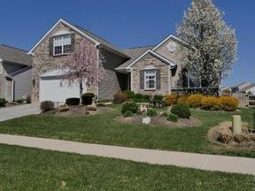 Residential Recently Sold: 1822 Prairie Clover Drive