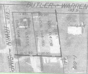 Lots And Land Sold: Butler Warren Road