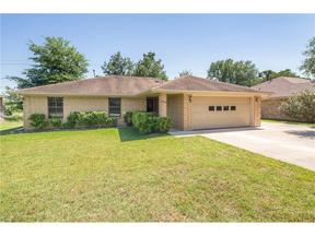 Bryan TX Single Family Home Sold: $179,900