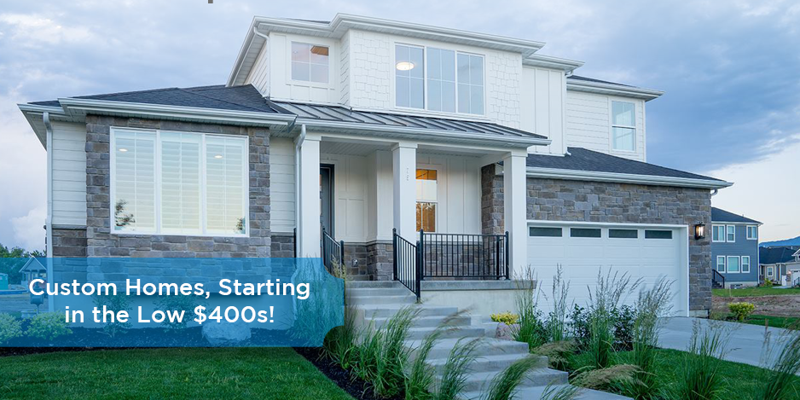 Crestwood Place in Kaysville Utah Open House
