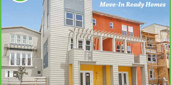 Garbett Homes - Move In Ready - Buy A New Home In Utah Today