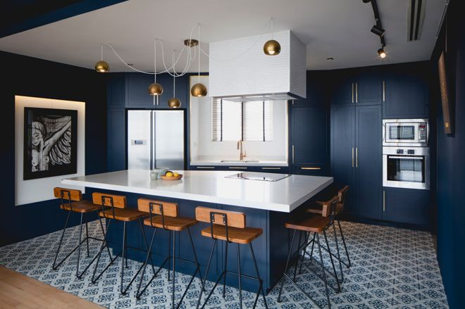 Transitional Kitchen by Studio Wills   Architects
