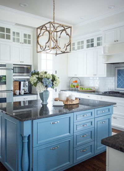 Traditional Kitchen by Alexandra Rae Design
