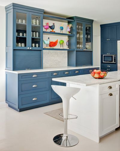 Traditional Kitchen by SPACE Architects   Planners