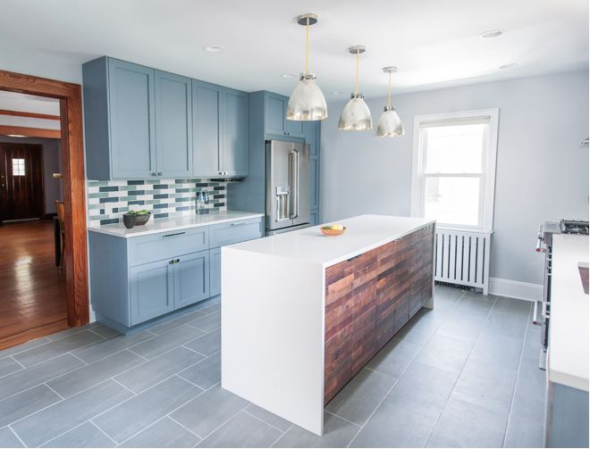Transitional Kitchen by Idea Space Architecture   Design