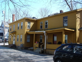 Residential Sold: 6 Cross Street