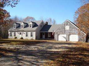 Residential Sold: 415 Bonny Eagle Road
