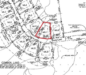 Lots And Land Sold: 27 Shaw Lane