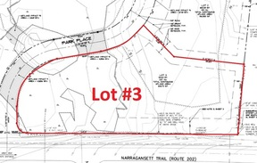 Lots And Land Sold: Lot #3 Park Place